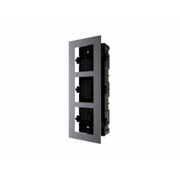 Врезная панель DS-KD-ACF3/Plastic