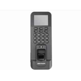 Терминал контроля доступа по отпечаткам пальцев DS-K1T804F